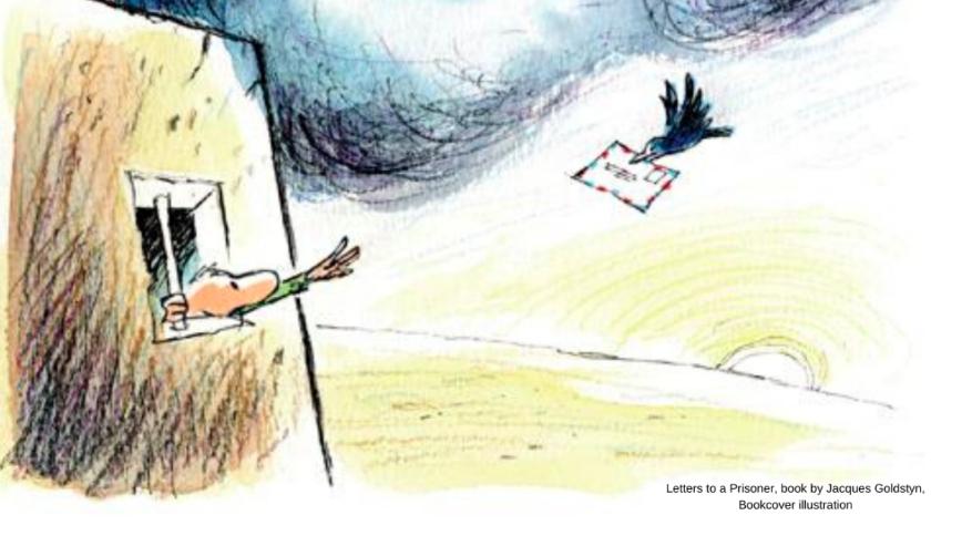Pismo životinja ljudima u karanteni